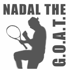Nadal The G.O.A.T.