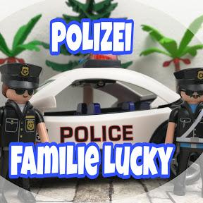 Playmobil Polizei Feuerwehr Familie Lucky
