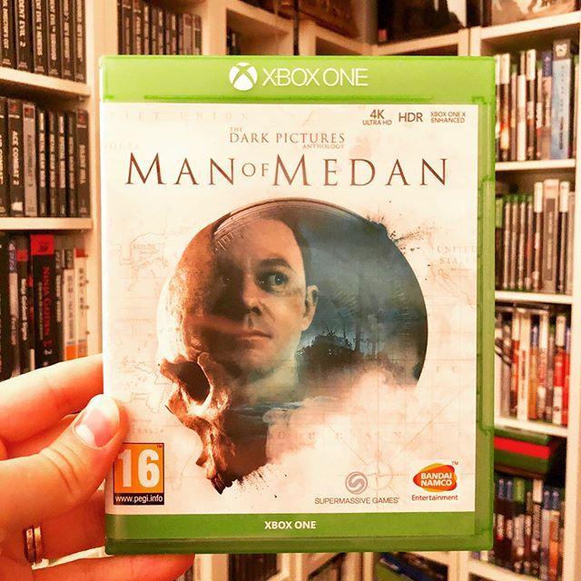 Man of Medan (2019) [XBOX/PS4]. #manofmedan #manofmedangame #untildawn #thedarkpictures #thedarkpicturesanthology #xbox #xboxone #xboxonex #4kgaming #horror #horrorstories