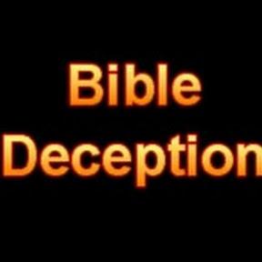 bibledeception