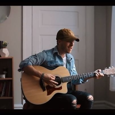 The artist you see in the video is @jonahtothebaker performing Girls Like You by @maroon5 ft. @iamcardib . Watch the full video on youtube Also don't forget to like and share the video. For more amazing videos like this subscribe to our channel. Link in the bio! #coversongs #acoustic #guitar #acousticcover #guitarcover #jonahbaker #girlslikeyou #maroon5 #cardib #coverarmy #youtube