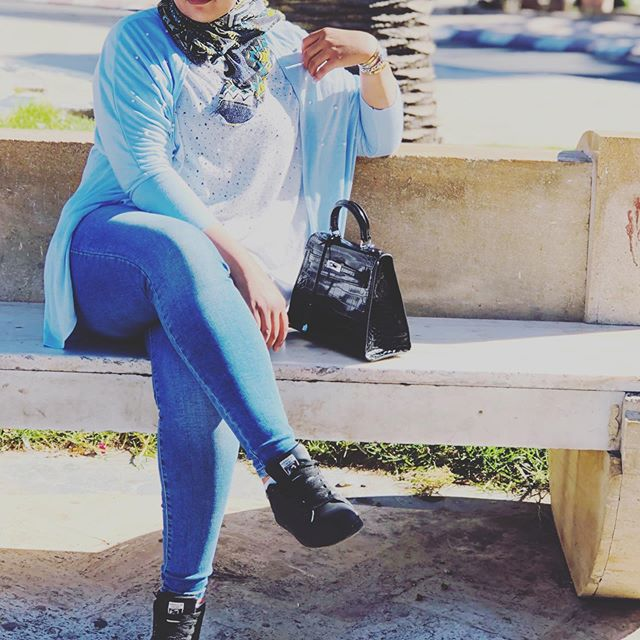 لا يوجد أجمل من أن تكون على طبيعتك 🦋🦋.#hijabstyle #hijablove #hijabtutorial #dress #outfitinspiration #blogger #graduation #motivation #makeuptutorial #love #instagood #photography #me #tbt #cute #beautiful #fashion #selfie #fun #friends #smile #summer #likeforlikes