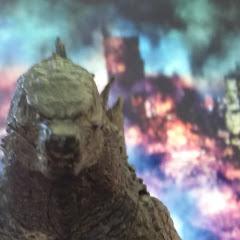The Stop Motion Godzilla