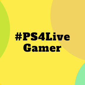 #PS4Live Gamer
