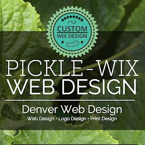 Pickle-Wix Web Design