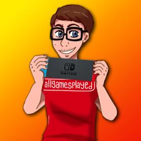 Allgamesplayed