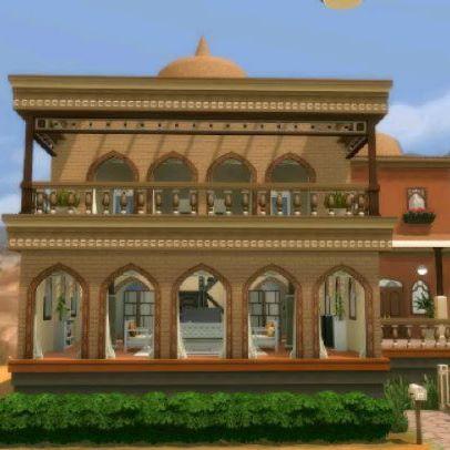 🌴Feliz Miercoles de nuevo video en mi canal🌴  Hoy construiré una casa en #LosSims4 inspirada en Medio Oriente hecha sólo con el JUEGO BASE 🏡👳🏽♂️💛 Mira el proceso completo en mi canal.  LINK DE MI CANAL EN MI BIO LINK DE MI CANAL EN MI BIO LINK DE MI CANAL EN MI BIO  Apoya ❤️ Comenta 💬 Comparte 🔄 #ShowUsYourBuilds #TheSims4 #LosSims4 #Videogames #Simulation #Simulator #MiddleEast #MiddleEastern #YouTubeGaming #YouTubeCreators #YouTubeMexico