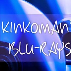 Kinkoman Blu-Rays