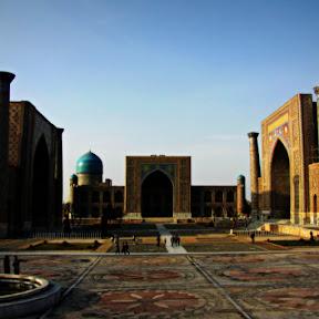 Uzbekistan - Topic