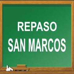 REPASO SAN MARCOS