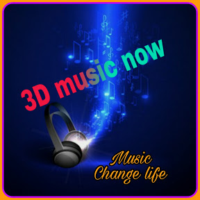 3D music now