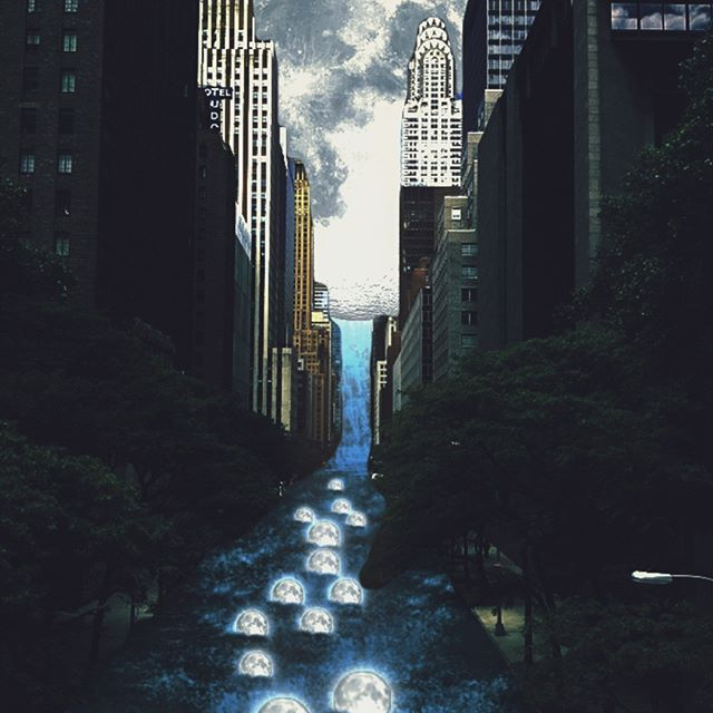 fantasy moonligth in my city photo manipulation adobe photoshop cc 2019 by sidali kadir . . . . . .  #photography #photoshop #photomanipulations #manipulation #photomanipulation  #hashtag #instagram #in #familygoals #deviantart #unsplash #pixabay #artstation
