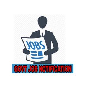 Government Job Notification