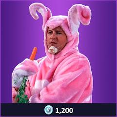 Chandler Bing Rabbit