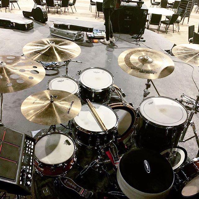 @travislawsmusic ・・・ Rehearsal