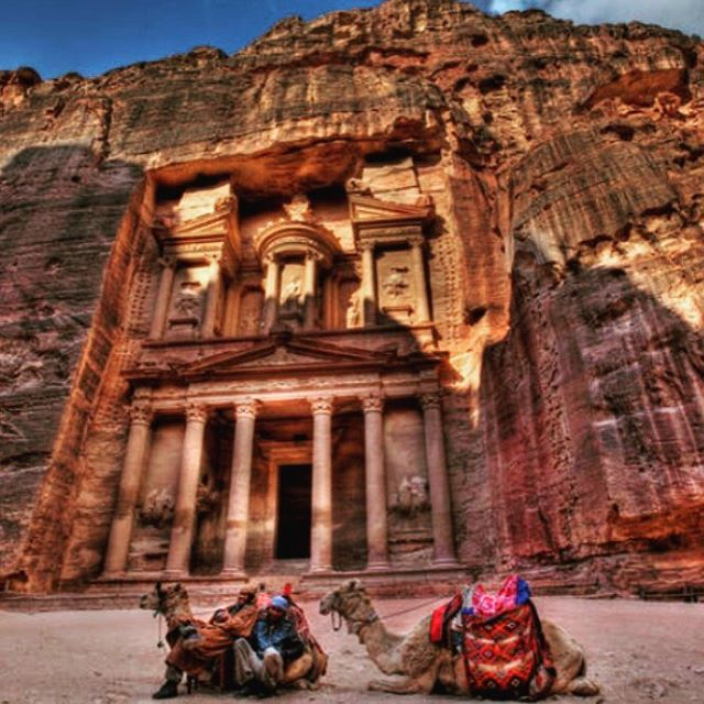New itinerary posted for pilgrimage to the Holy Land and Jordan! www.holylandpilgrimages.org/tour/holy-land-jordan/
