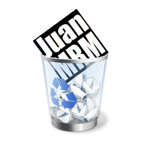 Papelera de Juan