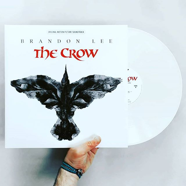 The Crow Soundtrack Solid White and Black RSD Exclusive 2019  #vinylcollection #vinyloftheday#vinylcollector #vinylcommunity#vinyljunkie #vinylporn #vinyladdict#vinyligclub #vinylclub #vinylgram#vinylpost #vinyllove #vinylrecords#vinylcollectionpost #nowspinning#instavinyl #records #vinyl #album#vinylcollectionpost #recordcollector#recordcollection #nowplaying#livethelittlethings #instamusic #vinylgram #thecrow
