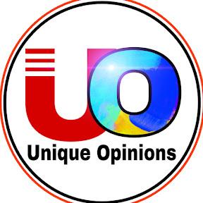 Unique Opinions