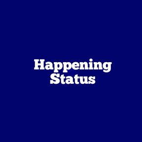 Happening Status