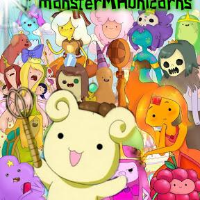 monstersMHunicorns