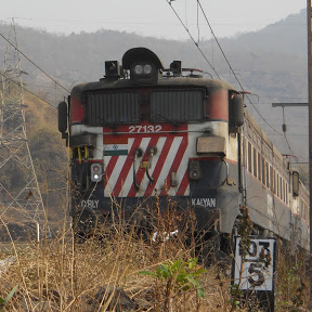 TRAINS AND GHATS