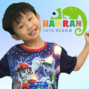 HaoRan's Toys Review