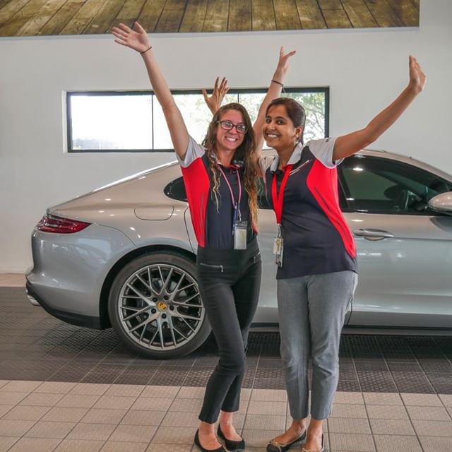 You have never been to the friendliest and BEST Service Drive if you have never visited Porsche West Palm Beach!