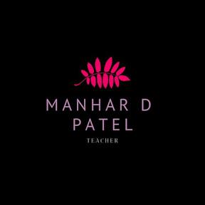 MANHAR.D. PATEL