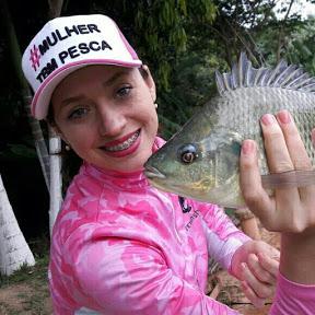 Suellen Gonçalves - Pesca Esportiva