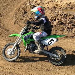 Kids On Dirt Bikes