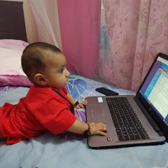 Cute baby Riyan