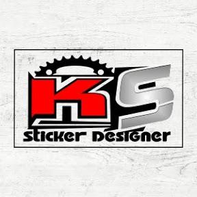 KS Sticker