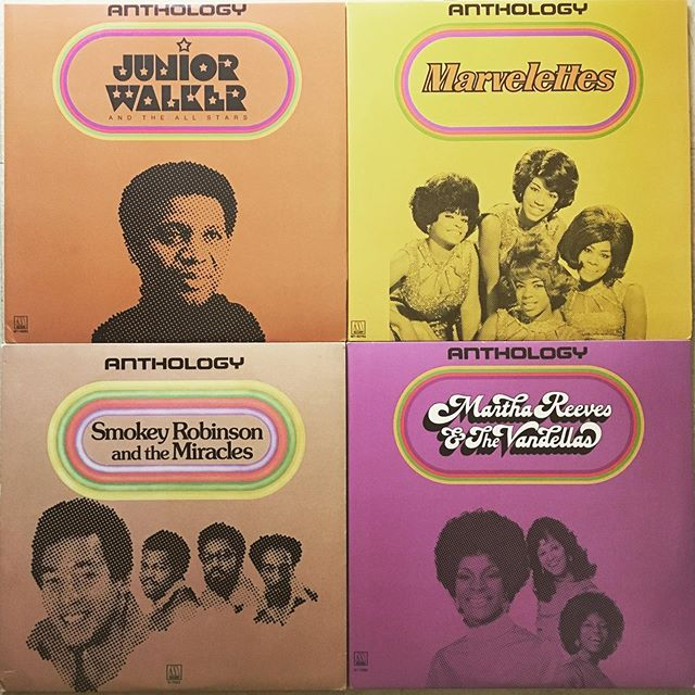 @ochremesa Other Motown Anthologies, same style.