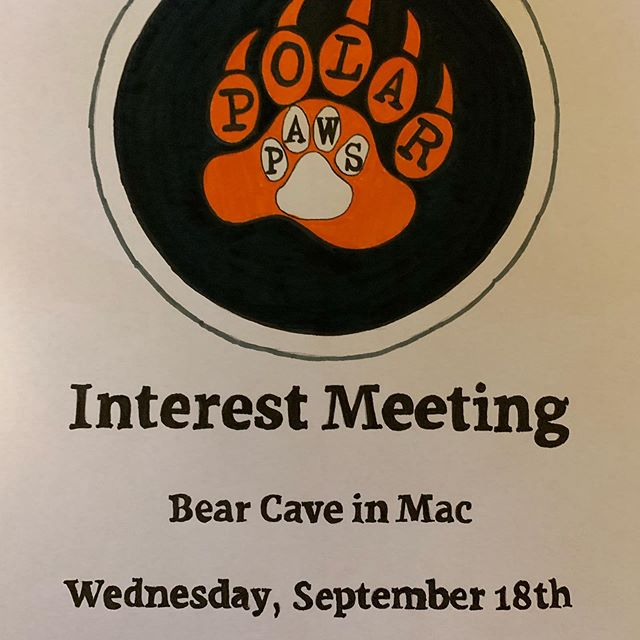 Come join us tonight to learn more about the cute puppies on campus!!