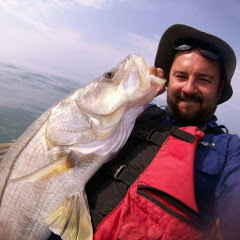 Olavo Cruz Pesca de Caiaque