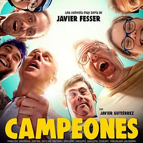 Campeones pelicula completa '2018