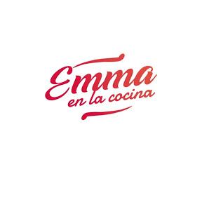Emma en la cocina