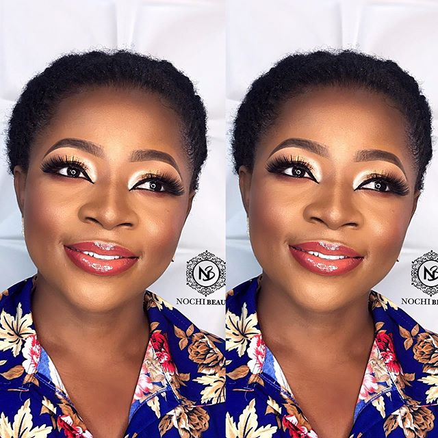 Double dose of Cuteness... Monica thank you for stopping by the studio😘😍😘 Makeup: @nochibeauty  Brow: @beautylinebydidi  Lip: @zaroncosmetics  #nochibeauty #owerrimua #muainowerri #studioglam #makeupartistinowerri #owerrimakeupartist #owerrimakeupartists #makeupfortoday #naijabestmua  #gallantaug #weekend #happyweekend #wakeupandmakeup #grace