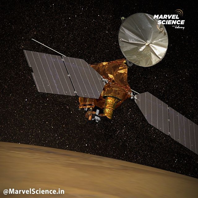 NASA's MRO completes 60,000 trips around Mars  NASA's Mars Reconnaissance Orbiter hit a dizzying milestone this morning: It completed 60,000 loops around the Red Planet at 10:39 a.m. PDT (1:39 p.m. EDT). On average, MRO takes 112 minutes to circle Mars, whipping around at about 2 miles per second (3.4 kilometers per second). PC: @nasa  #InSight #NASA #Mars #QuietSpace #RedPlanet #Space #science #sciencenews #marsreconnaissanceorbiter #Moon #Space #Earth #Beauty #nature #spacephotography #universe #marvelscience