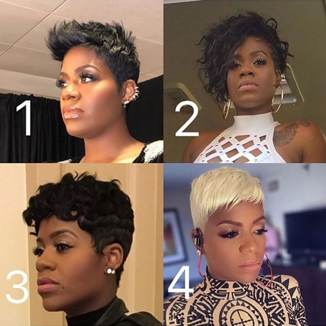 Which style do you like best? - #Fantasia #shortcuts #shortcut #shortcutkilla #shortcuthairstyle