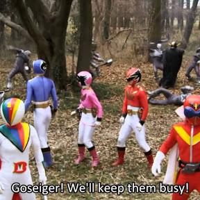 Gokaiger Goseiger Super Sentai 199 Hero Great Battle - Topic