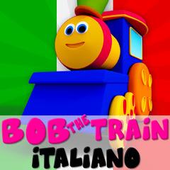 Bob The Train Italiano - Filastrocche per bambini