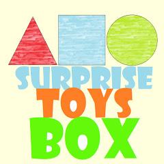 Surprise Toys Box