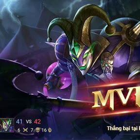 Mganga -Tên hề ma quái