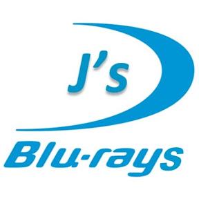 J's Blu-Rays