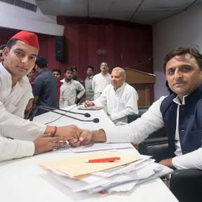 Vishal Singh Samajwadi party