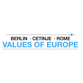 Values of Europe - Berlin Cetinje Rome