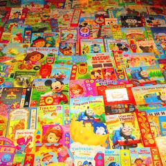 Howie's Book Cellar Kids Storytime & Sound Books
