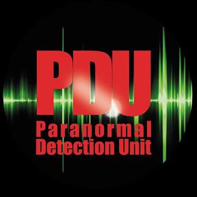 PDU - Paranormal Detection Unit